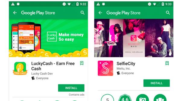 Google schmeisst über 500 potentielle Spionage-Apps aus dem Appstore